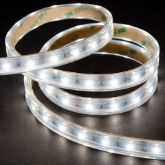 2835 Single Color High CRI LED Strip Light -  12V - IP67 Weatherproof - 5m - 255 Lm/Ft