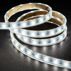 2835 Single Color High CRI LED Strip Light - 24V - IP67 Weatherproof - 5m - 255 Lm/Ft