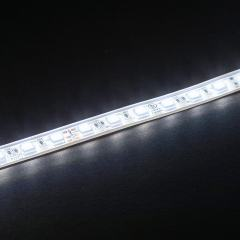 5m White LED Strip Light - Radiant Series LED Tape Light - 24V - IP68