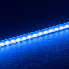 5m Single Color LED Side Emitting Strip Light - 12V - IP65