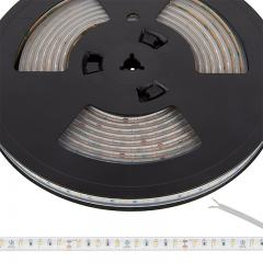 2835 Single Color High CRI LED Strip Light - 24V - IP67 Weatherproof - 5m - 265 Lm/Ft