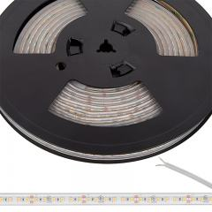 2835 Single Color LED High CRI Strip Light - 24V - IP67 Weatherproof - 5m - 335 Lm/Ft
