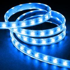 2835 Single Color High CRI LED Strip Light - 24V - IP67 Weatherproof - 5m - 265 Lm/Ft