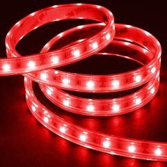 2835 Single Color High CRI LED Strip Light -  12V - IP67 Weatherproof - 5m - 265 Lm/Ft