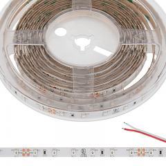 5m 3528 Single Color LED Strip Light - High Density LED Tape Light - 24V - IP54