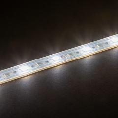 5050 RGB+W LED Strip Light - Color Changing + White LED Tape Light - 24V - IP67 Waterproof - 5m - 204 Lm/Ft