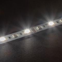 5m 5050 RGB+W LED Strip Light - Color Changing + White LED Tape Light - High Density - 12V - IP54 Weatherproof