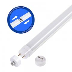 8ft T8/T12 LED Tube - 36W - 4860 Lumens - Dual End Ballast Bypass Type B - 75W Equivalent - 5000K