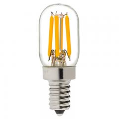 T22 LED Filament Bulb - 20 Watt Equivalent Candelabra LED Vintage Light Bulb - Radio Style - Dimmable - 170 Lumens