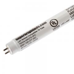 27W T5HO LED Tube - 3,200 Lumens - F54T5HO Equivalent – Ballast Compatible Type A - 40 Pack