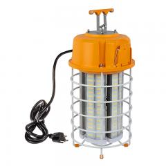120W LED Temporary High Bay - Linkable LED Area Work Light Fixture - 400W Equivalent - 15000 Lumens - 5000K