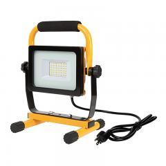 30W Portable LED Work Light - 3000 Lumens - Cosmetic Blemish