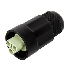 Connector for Custom Length Linkable Linear LED Light Fixture Cables