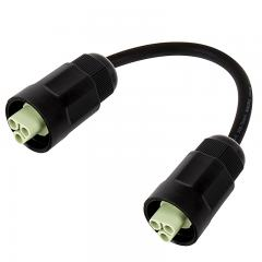 Interconnect Cables for Linkable Linear LED Light Fixtures