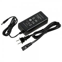 Desktop AC Adapter - 12 VDC Switching Power Supply - 60W