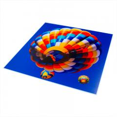 Replacement Diffuser for Dimmable Even-Glow® LED Panel Lights - Balloon 2 LUXART® Print - 2' x 2'