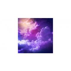 Skylens® Fluorescent Light Diffuser - Mystical Night Decorative Light Cover - 2' x 2'