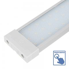 Linear LED Task Light with Touch Switch - Under-Cabinet LED Light Fixture