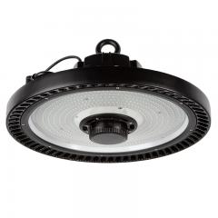 200W UFO LED High Bay Light - Programmable Microwave Motion Sensor - 29,000 Lumens - 750W Metal Halide Equivalent - 5000K