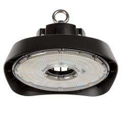 100W Black UFO LED High Bay Light - 13000 Lumens - 250W MH Equivalent - 5000K