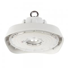 100W White UFO LED High Bay Light - 13000 Lumens - 250W MH Equivalent - 5000K