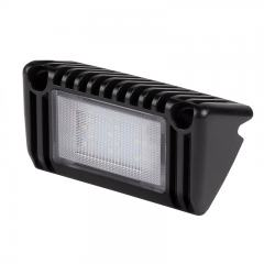 "5"" RV LED Flood Light - Exterior Awning Light - 520 Lumen"