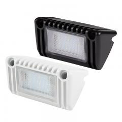 "5"" RV LED Flood Light - Porch and Utility Light - 700 Lumen - 12V"