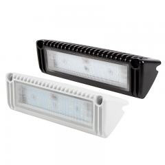 "9"" RV LED Flood Light - Porch and Utility Light - 1300 Lumen - 12V"