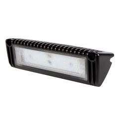 "9"" RV LED Flood Light - Black - 1300 Lumens - 18W - 4000K"