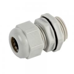 "Vapor-Tight Strain Relief Cord Connector - ½"" NPT"
