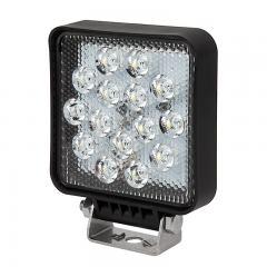 "6"" Square LED Work Light - Off-Road LED Driving Light - 15W - 1200 Lumens"