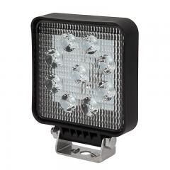 "6"" Square LED Work Light - Off-Road LED Driving Light - 9W - 800 Lumens"