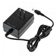 Wall-Mounted AC Adapter - 12 VDC Switching Power Supply - 18-25W