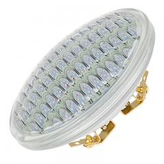 Weatherproof PAR36 LED Bulb - 60 Watt Equivalent - 12V AC/DC - Screw-Pin LED Flood Light Bulb - 670 Lumens