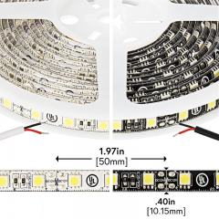 Outdoor LED Strip Lights - Weatherproof 12V LED Tape Light - 226 Lumens/ft.