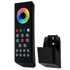 Wireless RGBW 8 Zone LED Remote w/ Cradle for EZ Dimmer Controller