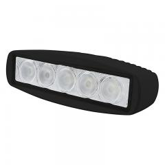 "Off-Road LED Work Light/LED Driving Light - 6"" Rectangle - 12W - 780 Lumens"