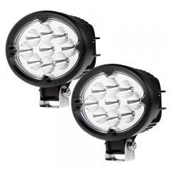 "Off-Road LED Work Light/LED Driving Light - 5.75"" Oval - 21W - 2100 Lumens"