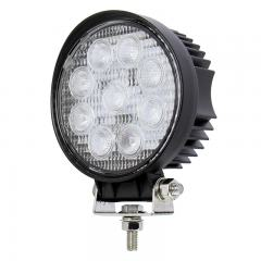 "Off-Road Mini LED Work Light/LED Driving Light - 4"" Round - 19W - 2,030 Lumens - 50 Degree"