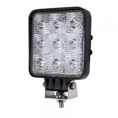 "Off-Road LED Work Light/LED Driving Light - 5"" Square - 19W - 1,400 Lumens"