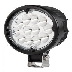 "Off-Road LED Work Light/LED Driving Light - 6"" Oval - 27W - 2,700 Lumens"