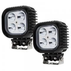 "Off-Road LED Work Light/LED Driving Light - 5"" Square - 32W - 4000 Lumens"