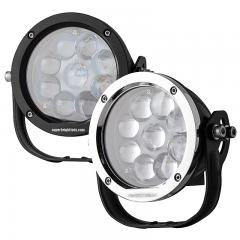 "LED Auxiliary Light - 5.5"" Round 45W Heavy Duty Off Road Driving Light"