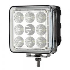 45W Quad Side Shooter LED Work Light - 3,900 Lumens - 6500K