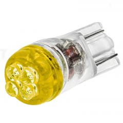 194 LED Bulb - 4 LED - Miniature Wedge Base