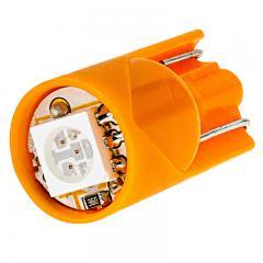 194 LED Boat and RV Light Bulb - 1 SMD LED - Miniature Wedge Retrofit