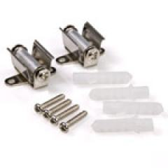 WLFA2 Series Mounting Clips w/ Screws
