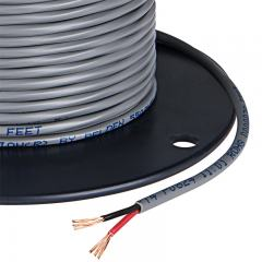 PVC Jacketed 18 Gauge Wire - Two Conductor Power Wire