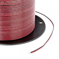 22 Gauge Wire - Two Conductor Power Wire
