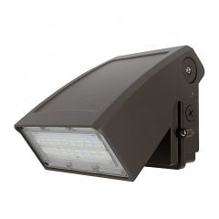 12W Adjustable Full Cutoff LED Wall Pack - 1560 Lumens - 50W MH Equivalent - 5000K/3000K